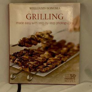 William Sonoma Grilling hardcover cook book